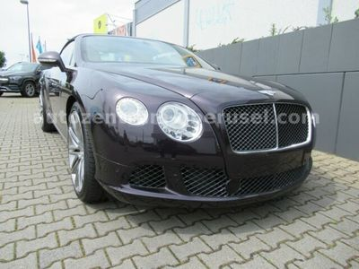 gebraucht Bentley Continental GTC SPEED*Kermamic*ACC*UPE:¤ 262.170