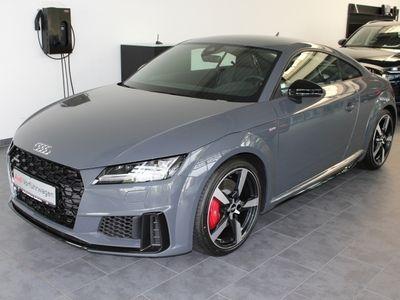 gebraucht Audi TT Coupé 45 TFSI qu S line Competition S tro.*18 L