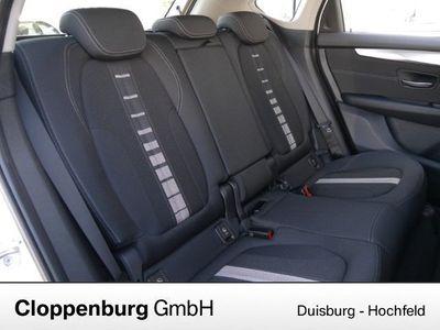 gebraucht BMW 218 Active Tourer d Advantage NAVI LED TEMPOMAT SITZHZ