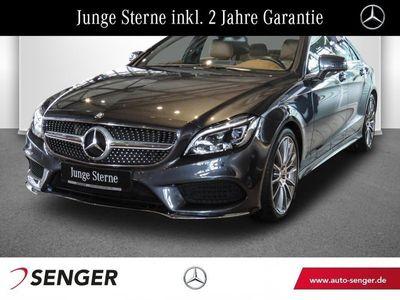 gebraucht Mercedes CLS400 AMG Line Comand Multibeam Schiebedach