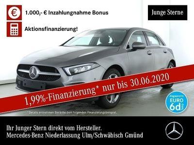 gebraucht Mercedes A250 Progressive Navi Premium LED Kamera PTS Temp