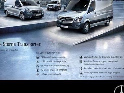 gebraucht Mercedes Sprinter 213 CDI Kasten Kompakt