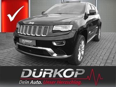 gebraucht Jeep Grand Cherokee 3.0 CRD Summit 3, EURO 6, Xenon, Navi, Sitzhzg.