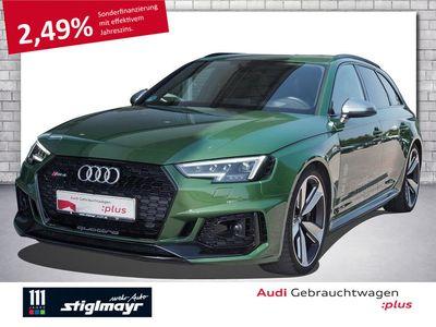 usado Audi RS4 Avant 2.9 TFSI quattro tiptronic ACC+B&O+Matri