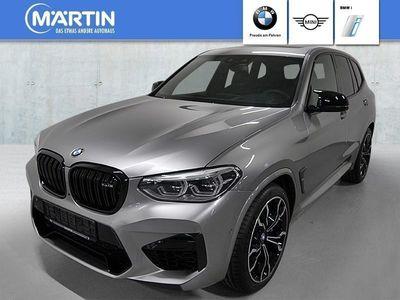 gebraucht BMW X3 M Gestiksteuerung M Competition Head-Up Komfortzg. Pano.Dach DAB H&K