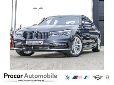 gebraucht BMW 740 Le iPerformance xDrive Innovationsp. TV RFT