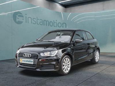 gebraucht Audi A1 A11.0 TFSI ultra Klimaanlage Sportlenkrad
