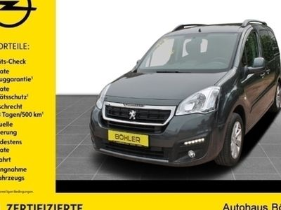 gebraucht Peugeot Partner Tepee Active 1.6 16V 120 VTi