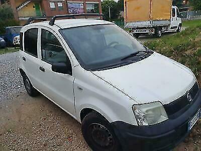 käytetty Fiat Panda 1100 VAN