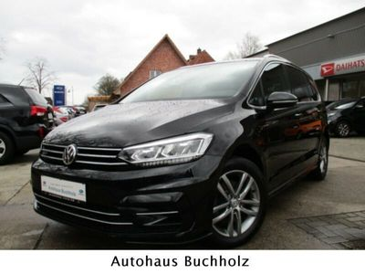 gebraucht VW Touran 1.6 TDI R-Line Paket*AHK*ACC*