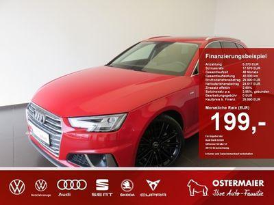 gebraucht Audi A4 Avant S-LINE+ExP 40 TDI 190PS S-TRONIC ACC.LE