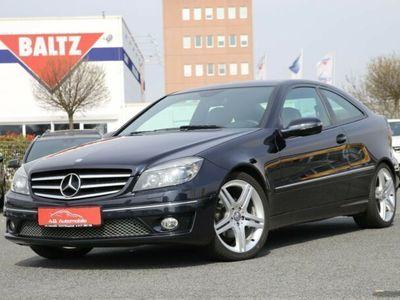 gebraucht Mercedes CLC180 Kompressor AMG Paket *Bi-Xenon*Leder*SHZ