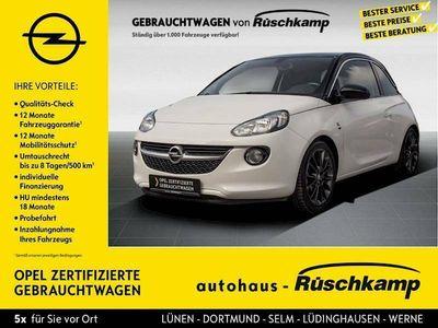 gebraucht Opel Adam Germany's next Topmodel 1.2 Sternhimmel
