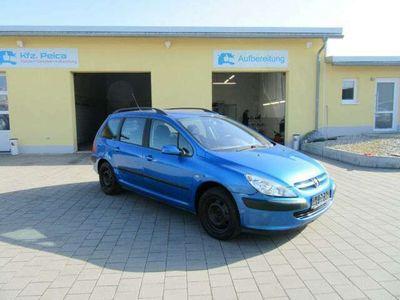 gebraucht Peugeot 307 Break*Klima*