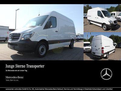 gebraucht Mercedes Sprinter 216 CDI *KLIMA*AHK*PARKTRONIC*EURO6* Klima