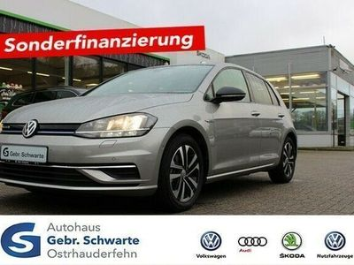 gebraucht VW Golf VII 1.5 TSI IQ Drive Climatronic