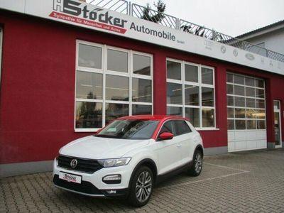 gebraucht VW T-Roc 1.5TSI AppConn., Klimaautomatik, Sitzheiz.