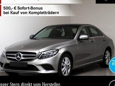 gebraucht Mercedes C200 d Avantgarde Pano LED Kamera Spurhalt-Ass 9G