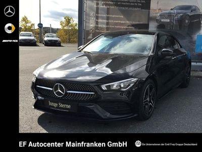 gebraucht Mercedes CLA220 7G-DCT AMG Line