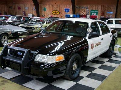 gebraucht Ford Crown Victoria Interceptor Police Car