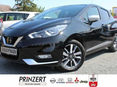 gebraucht Nissan Micra 0.9 IG-T 'Tekna', Gebrauchtwagen, bei Autohaus am Prinzert GmbH