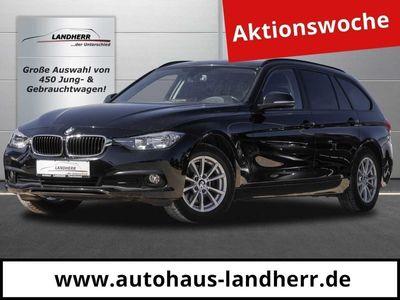 gebraucht BMW 318 318 d Touring // Navi/PDC/SHZ
