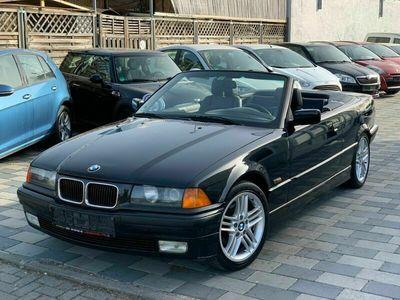 gebraucht BMW 318 Cabriolet i Leder/Automatik als Cabrio/Roadster in Ludwigshafen am Rhein