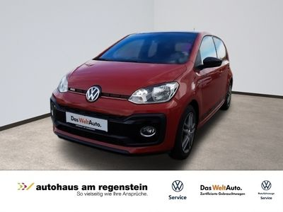 gebraucht VW up! 1.0 TSI GTI Alu PDC beats Klima Sitzheizung -