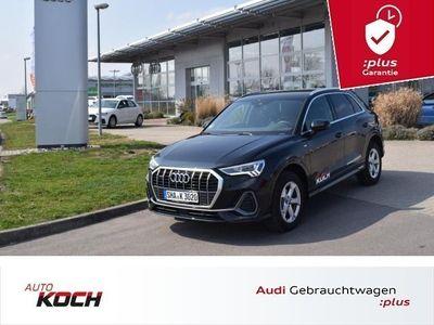 gebraucht Audi Q3 40 TFSI q. S-Tronic, LED, Garantie 01.2024 (max. 100.000 km)!!