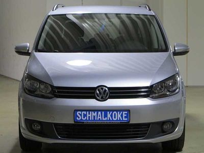 second-hand VW Touran TDI1.6 DPF BMT DSG COMFORTL Navi Climatronic