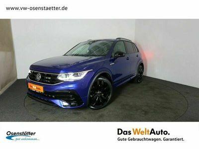 gebraucht VW Tiguan 2,0 TDI 4Mot R-Line Matrix-LED Navi 20''