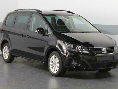 gebraucht Seat Alhambra STYLE DSG NAVI WP ParkAssist KofferraumPaket ALARM