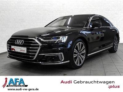 gebraucht Audi A8 60 TFSIe*quattro*450PS*Pano*Massagesitz