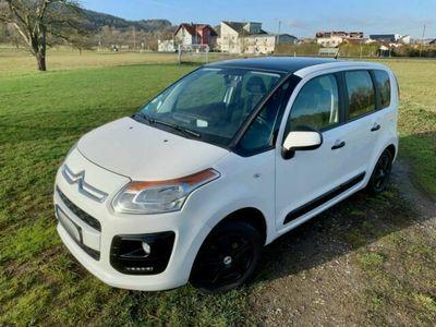 gebraucht Citroën C3 Picasso BlueHDi 100 Selection, Panoramadach