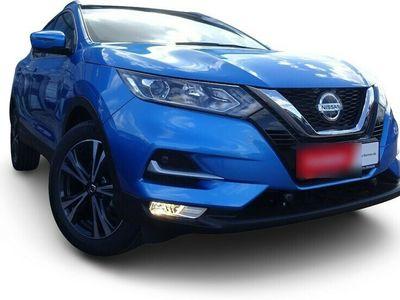 gebraucht Nissan Qashqai Qashqai1.3 DIG-T 140 PS ZAMA Alu DAB Navi SHZ