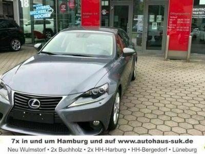 gebraucht Lexus IS300 IS300H+LEDER+Navigation+HYBRID+AUTOMATIK+WKR+FSE