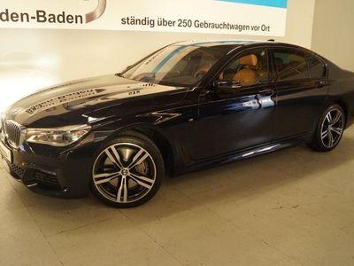 gebraucht BMW 750 d xDrive M Sportpaket Innovationsp. Standhzg.