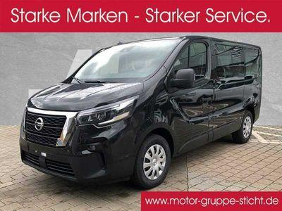 gebraucht Nissan NV300 L1H1 #9-Sitzer #N-Connecta, Neuwagen, bei MGS Motor Gruppe Sticht GmbH & Co. KG