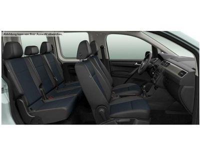 gebraucht VW Caddy Maxi 4MOTION Allrad 7SITZE KLIMA RCD MY20