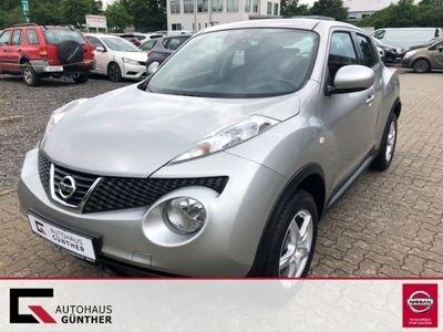 gebraucht Nissan Juke Acenta 1.6 Tempomat-Alus-Klimaaut.-Bluetooth