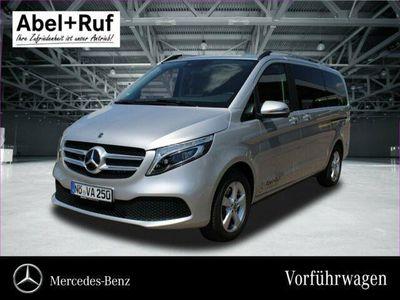 używany Mercedes V250 d EDITION Lang AHK 7 Sitzer Comand