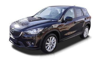 gebraucht Mazda CX-5 2.2 SKYACTIV-D 150 AWD SPORTS-LINE LEDER 19 ZOLL NAVI XENON PDC SHZG