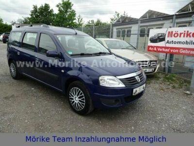 used Dacia Logan MCV Laureate,1,6*Klima*1.Hd*5.Gang*TOP**