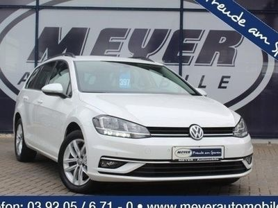 gebraucht VW Golf VII Variant 1.4 TSI Comfortline Navi/ACC/Front-As