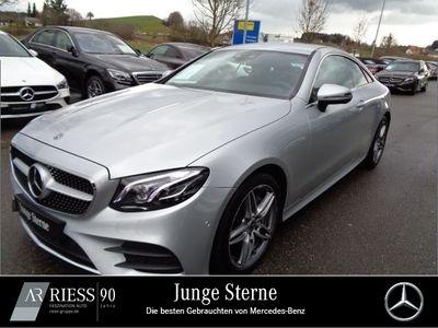 gebraucht Mercedes E300 Coupé AMG+Fahrassist.+LED+Memory+Kamera