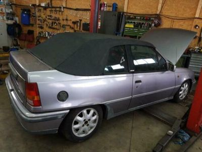 used Opel Kadett E Cabrio