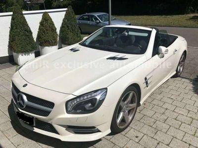 gebraucht Mercedes SL350 SL 350 RoadsterSport-Paket AMG/AMG-Line/9245 km