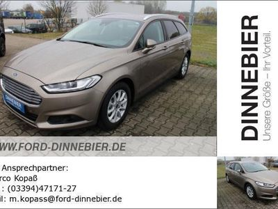 gebraucht Ford Mondeo BUSINESS TURNIER 1.5EB  NAVI*LED*PDC*Sitzheizung  Tageszulassung, bei Autohaus Dinnebier GmbH