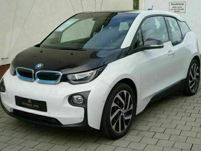 gebraucht BMW i3 60AH Range Extender NAVI KAMERA LED