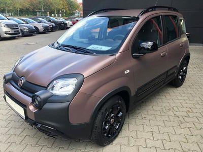 gebraucht Fiat Panda Cross City Trussardi 1.2 8V 69PS